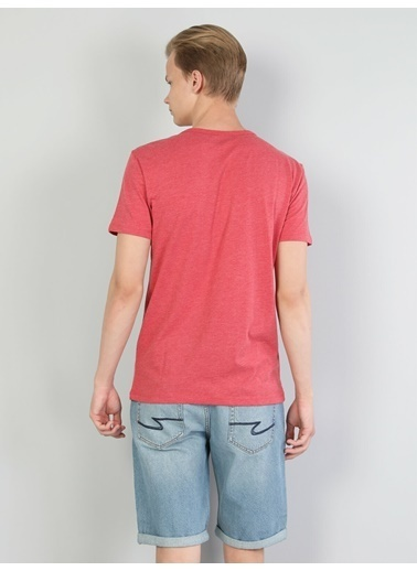 Colin's Tişört Kırmızı